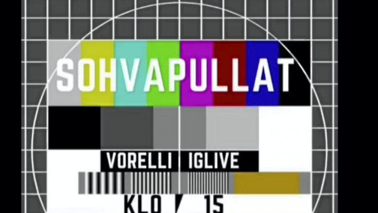 Sohvapullat on Kiimingin nuorisotalon Sykkeen ja Yli-Iin nuorisotila Vorellin Instagram-live, jossa joka arkipäivä kello 15 käsitellään erilaisia nuorten hyvinvointiin liittyviä aiheita.