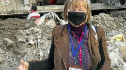 Ilmanlaatu oli ennen Nepalin koronaeristystä niin huono, että hengityssuojain tarvittiin aina. Korona on nyt puhdistanut ilman siellä.