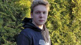 Jere Hannuksela osallistuu ensi viikolla valtakunnallisen Metsävisan finaaliin.