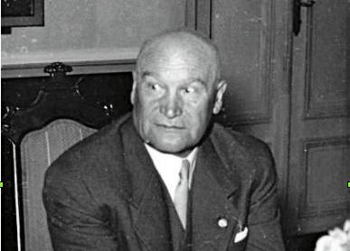 Erkki Härmä eli vuodet 1890–1957.