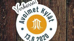 Avoimet kylät -tapahtuma järjestetään verkossa tulevana lauantaina. Kuva: Suomen kylät ry