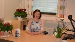 Luokanopettaja Päivi Lapinlampi hyvästeli oppilaansa, työyhteisönsä, työnsä sekä työpisteensä Ylikiimingin koululla viime lauantaina. Viimeiset työpäivät olivat hyvin tunteikkaita.