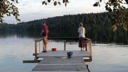 Vapaa-ajankalastuksen edistäminen ja nuorten saaminen kalastuksen pariin on monen kalastusseuran tavoitteena. Kuluvana kesänä harrastuksen pariin on saatu myös nuoria.