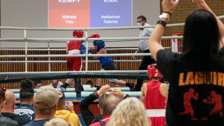 Seitsemästoista KINK's Cup järjestettiin viikonloppuna Kiiminkijoen koululla.