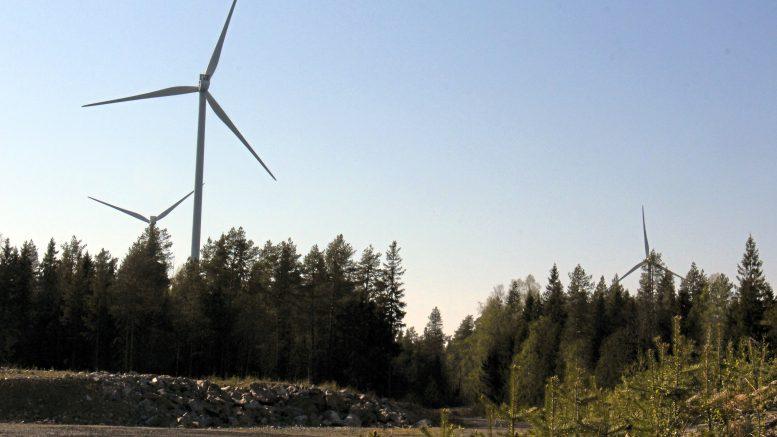 Yli-Olhavan tuulipuiston myötä tuulivoimaloiden määrä lisääntyisi Iissä enimmillään 68 tuulivoimalalla.