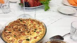 Viime vuonna Valtarin koulun mok-viikolla valmistettiin herkkuja kaupan ruokahävikistä.