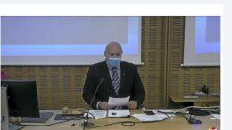 Oulun kaupunginvaltuuston kokouksia voi seurata myös jälkeenpäin kaupungin sivuilta löytyviltä videoilta.