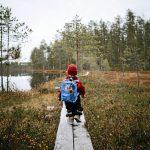 Suomalainen hyvinvointi on perinteisesti perustunut luonnon hyödyntämiseen ja sen kanssa yhdessä elämiseen. Erä- ja luontokulttuurimuseo haluaa olla tallentaja, oivalluttaja, vaikuttaja ja innostaja, jotta muun muassa hyvinvointiamme lisäävä luontosuhde säilyy. (Kuva: Marjaana Tasala / Visit Finland)