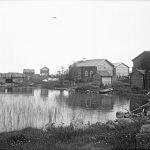 Kokon talo Ylikiimingin Vepsällä Paulaharju, Samuli, kuvaaja 1913