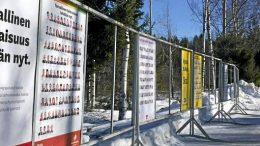 Oulussa on kaikkiaan yli 600 kuntavaaliehdokasta, joista 67 valitaan kaupunginvaltuustoon. Rantapohjan alueelta valtuustopaikkoja tavoittelevat kymmenet ehdokkaat. Viime kuntavaaleissa 15 Rantapohjan alueen ehdokasta tuli valituksi valtuutetuiksi. Miten käy tällä kertaa? (Arkistokuva: Auli Haapala)