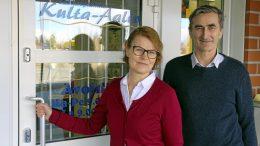 Lea ja Matti Aalto päättivät tammikuussa, että ensi kesän he viettävät vapaalla.