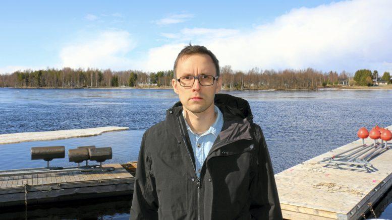 Iin kunnan uusi tekninen johtaja Ville Keränen on pitää uuden asuin- ja työkuntansa maaseutukyläidyllistä.