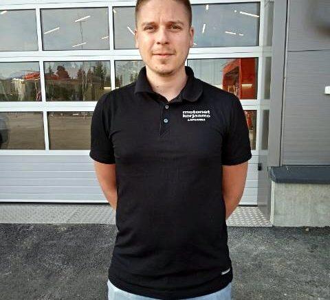 Arto Kankaala on Pohjois-Pohjanmaan Vuoden nuori yrittäjä 2021. Hän luotsaa muun muassa jääliläistä Lapkaaraa.