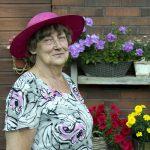 Leena Mikkosen helmikuussa ollutta 80-vuotispäivää juhlistettiin maanantaina Martan Päivän juhlien yhteydessä.