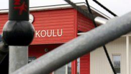 Sekä Iin että Oulun kouluissa lukuvuosi käynnistetään lähiopetuksessa koronatilanteen huononemisesta huolimatta. (Kuva: Tuija Järvelä-Uusitalo)