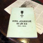 Yrjö Runtin isän jäämistöstä löytyi tämä III/JR 53:n jatkosodasta kertova kirjanen.