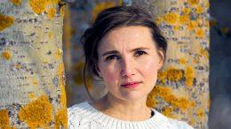 Jenni Räinä on ehdolla Botnia-palkinnon saajaksi. Kuva: Teija Soini