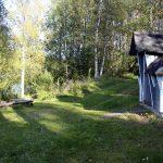 Yhdessä kunnostetut kota ja nuotiopaikka sekä veneenlaskupaikka sijaitsevat Kiiminkijoen Jokikokonkosken kohdalla.