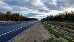 Valtatien 4 Oulu–Kemi-parantamishankkeeseen sisältyvä Pohjois-Iin ja Olhavan välisten ohituskaistojen rakentaminen valmistuu.