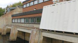 PVO-Vesivoima ja Metsähallitus hakivat vesilupaa kalateiden rakentamiseen Raasakan voimalaitoksen ja säännöstelypadon yhteyteen maaliskuussa 2017. Hakemusta täydennettiin syksyllä 2019. Lupa myönnettiin joulukuussa 2020.