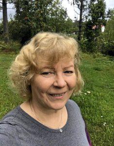Tiina Vuononvirta kuntoutuksen palveluesimies, Oulunkaari